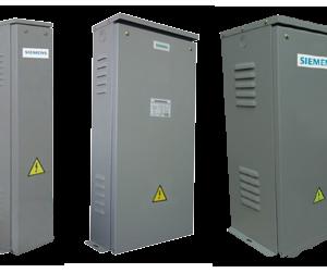 Banco de capacitores fijos de baja tensión serie CPF 1, 2 y 3