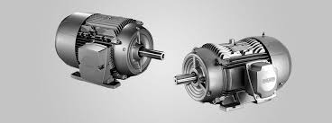 Motores abiertos trifasicos eficiencia NEMA Premium 1RA9