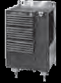 PM250 FS C-F (400 V) con filtro, PM250 FS D-F (400 V) sin filtro