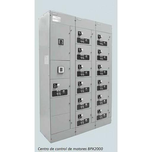 Centro de control de motores 8PX 2000 Siemens